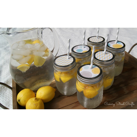 http://canarystreetcrafts.com/mason-jar-drink-toppers/