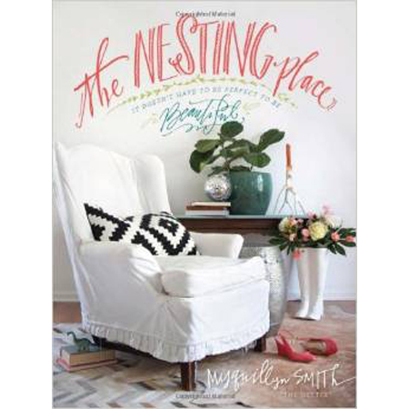 The Nesting Place...The Nesting Place: It Doesn't Have to Be Perfect to Be Beautiful