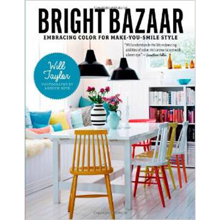 Bright Bazaar...Bright Bazaar: Embracing Color for Make-You-Smile Style