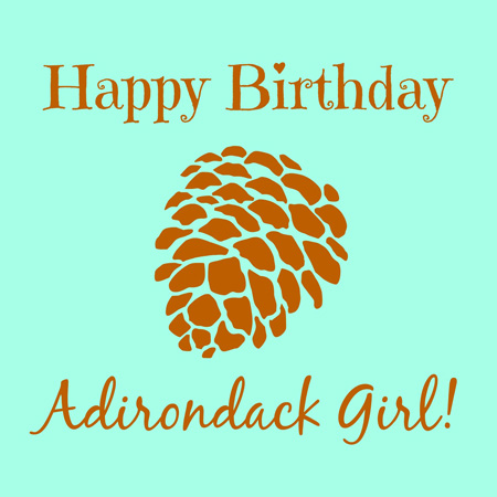 Adirondack Girl @ Heart