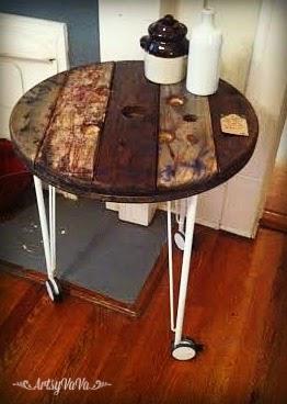 John's spool table1D