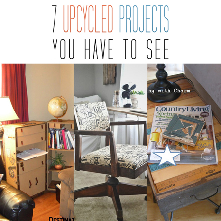 7 DIY Upcycled Home Decor Projects You Have To See