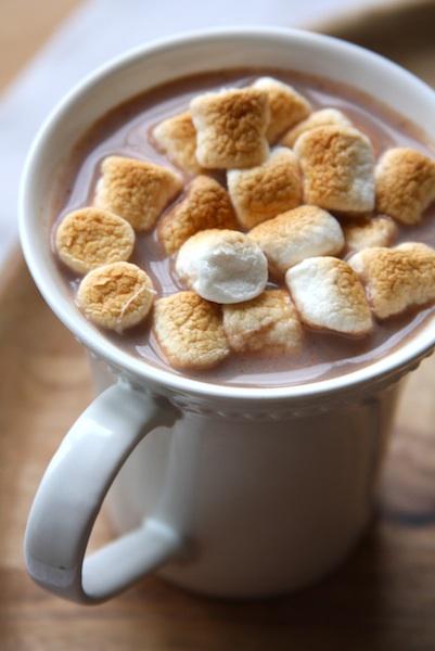 Toasted Marshmallow Hot Chocolate 1