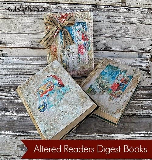 altered books1V