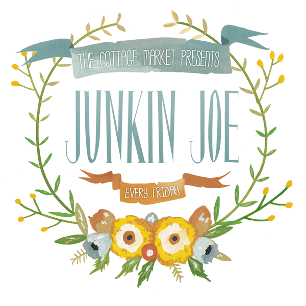 DIY Project Features with a Linky Party {Junkin Joe}