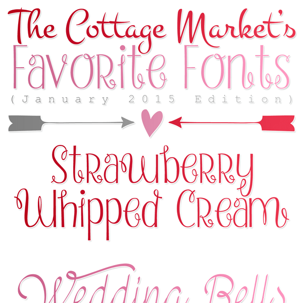 Fabulous Valentine's Day Free Fonts