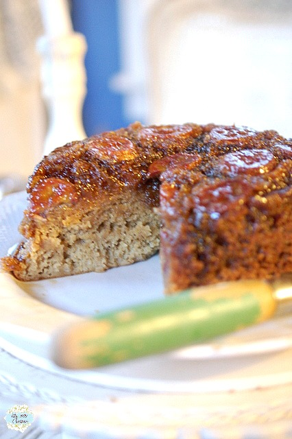 Caramelized-Banana-Upside-Down-Cakes