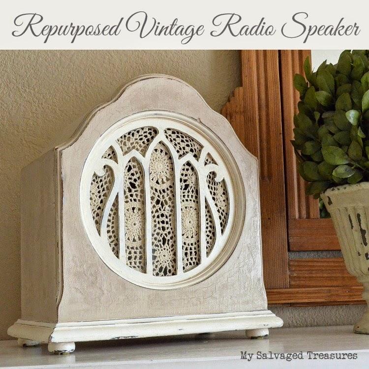 Repurposed Speaker