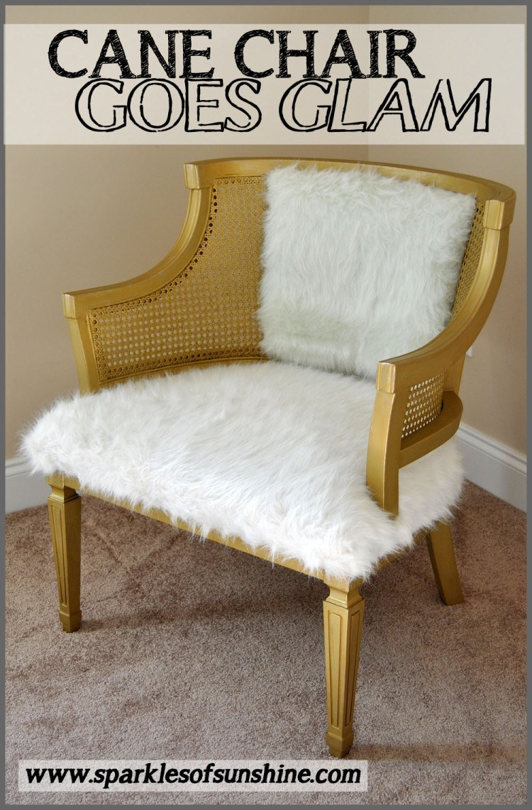 Cane-Chair-Goes-Glam-at-Sparkles-of-Sunshine-Cane-Chair-Makeover-e1424379170447