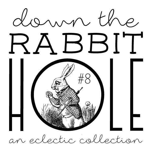 An Eclectic Collection of DIY Projects, Recipes and More Down the Rabbit Hole