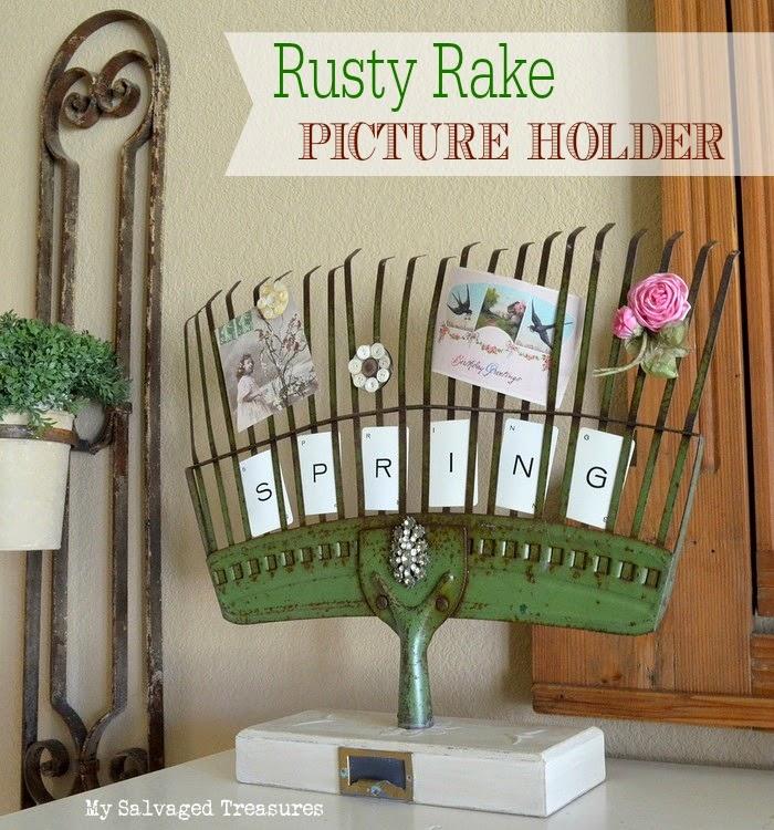 Rusty Rake