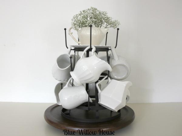 White-Ironstone-Creamer-Tree