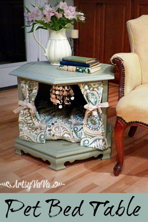 dog bed table1R