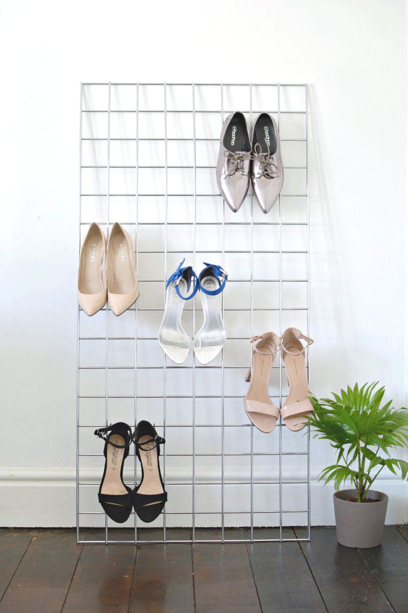diy shoe storage copy