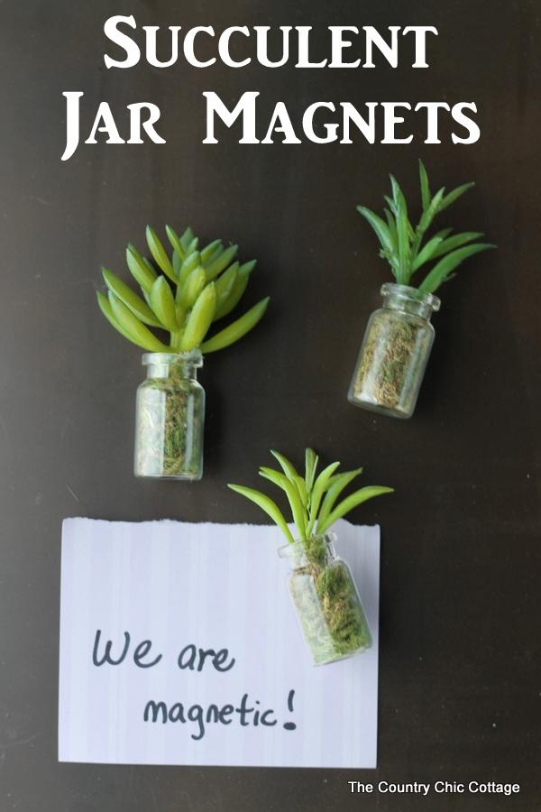 succulent-mason-jar-magnets