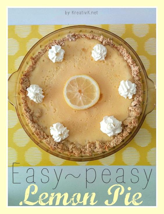 Easypeasy-Lemon-Pie