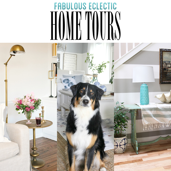 Fabulous Eclectic Home Tours