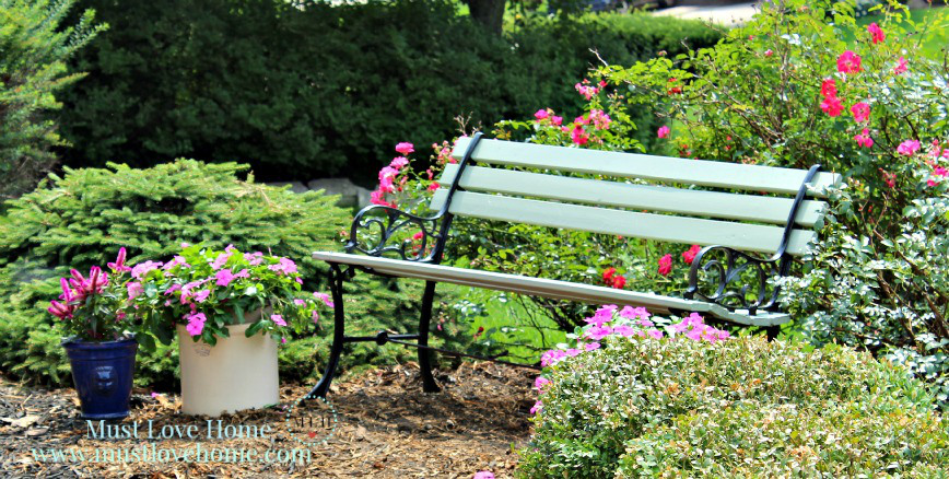 bench-recycle-garden-spot-flowers