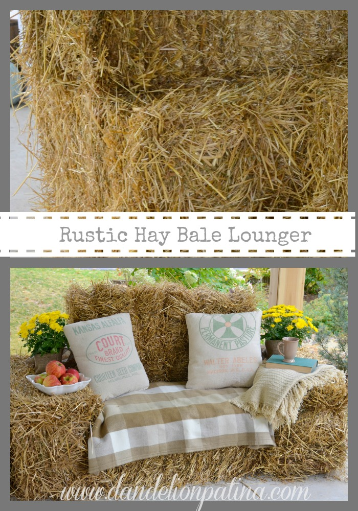 rustic-hay-bale-lounger