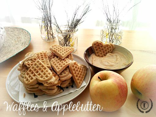 Waffles-with-Applebutter-1