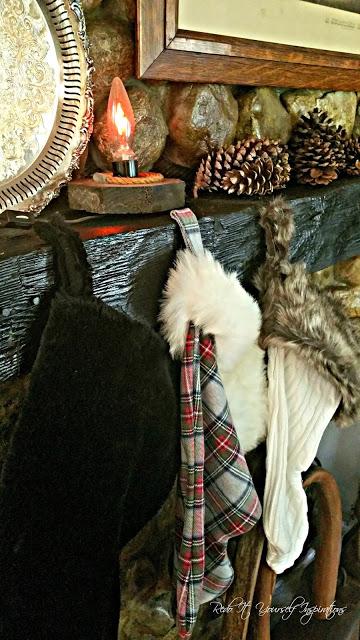 hung stockings