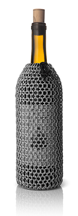 imhh_chainmail_wine_bottle_sleeve