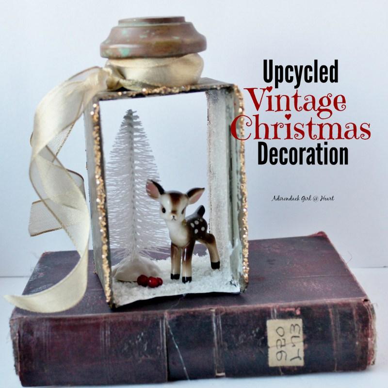 upcycled-vintage-christmas-decoration-at-adirondack-girl-heart