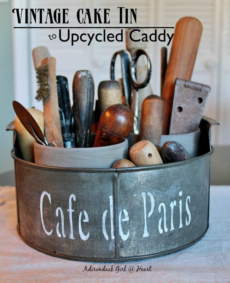 vintage-angel-food-cake-tin-caddy-upcycle-1