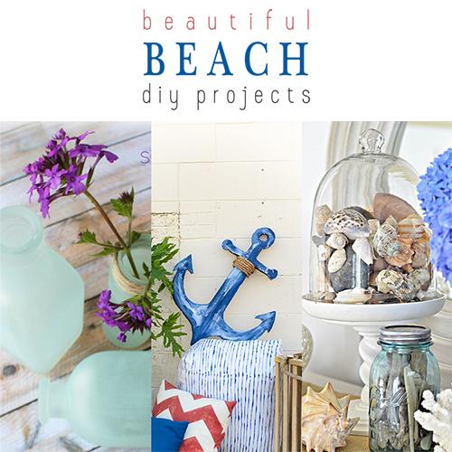 Beautiful Beach DIY Projects