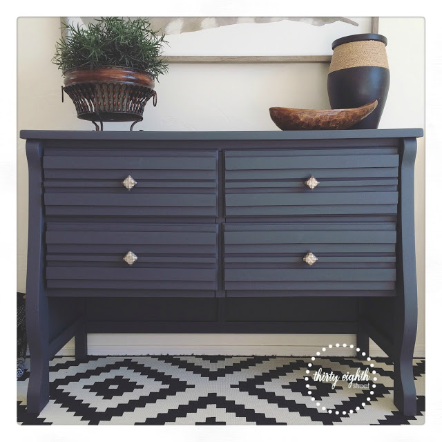 Upcycled Dresser by Thirty Eighth Street Fab Furniture Flilppin Contest 0809-1