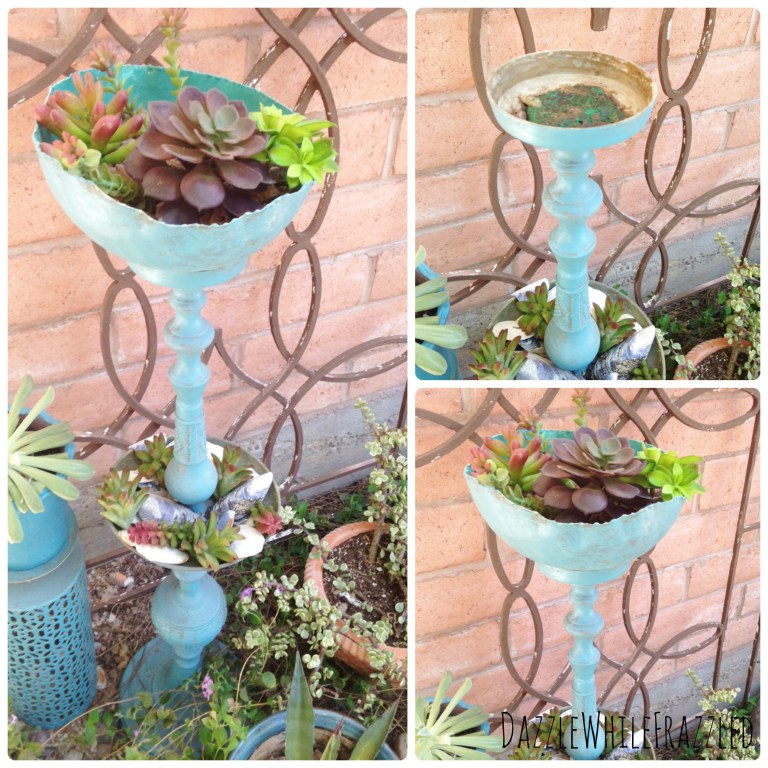 Candlestick-Plant-Stand-collage-2