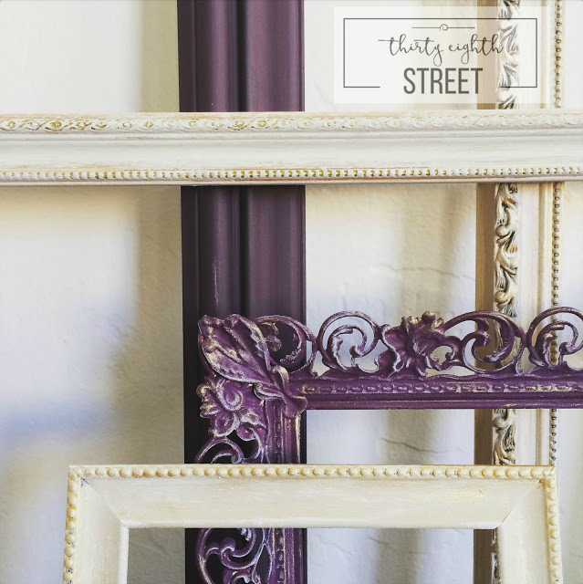 How To Paint Picture Frames 1062