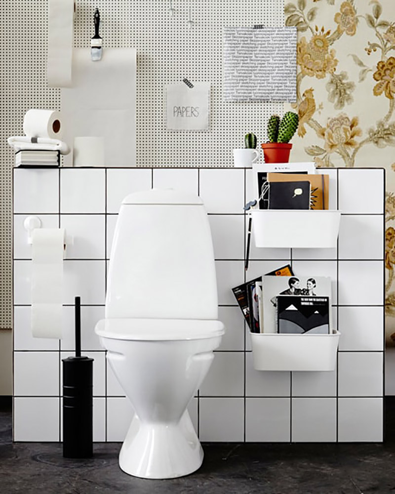 The Ultimate Collection of Bathroom IKEA Hacks - The Cottage Market