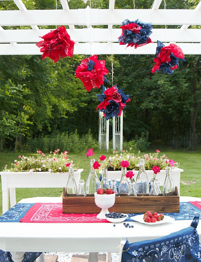 Fourth-of-July-Table