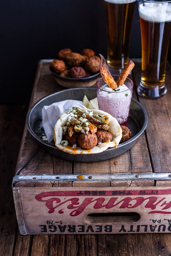 Buffalo-Falafel-Pitas-w-Garlic-Blue-Cheese-Fries-+-Ranch-Style-Tzatziki-11