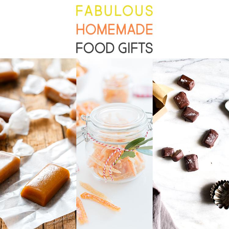 Fabulous Homemade Food Gifts