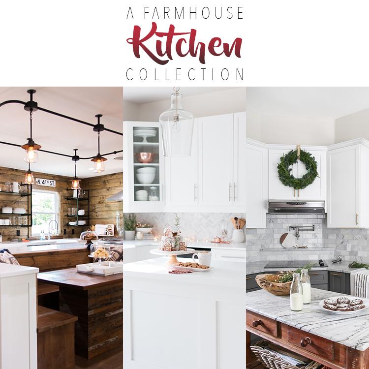 A Farmhouse Kitchen Collection