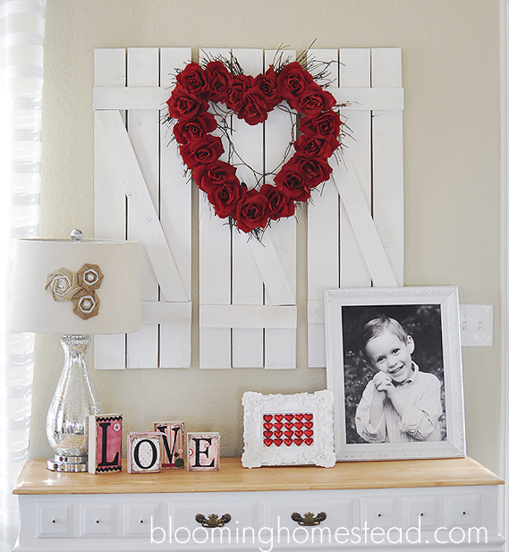 These Fun and Whimsical DIY Valentine's Day Wreaths are just what your home needs during the Season of Love! Each Wreath is fabulous and I know that one that you have been looking for is right here.