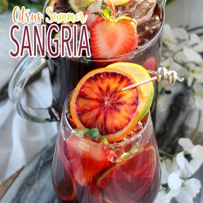 Citrus Summer Sangria