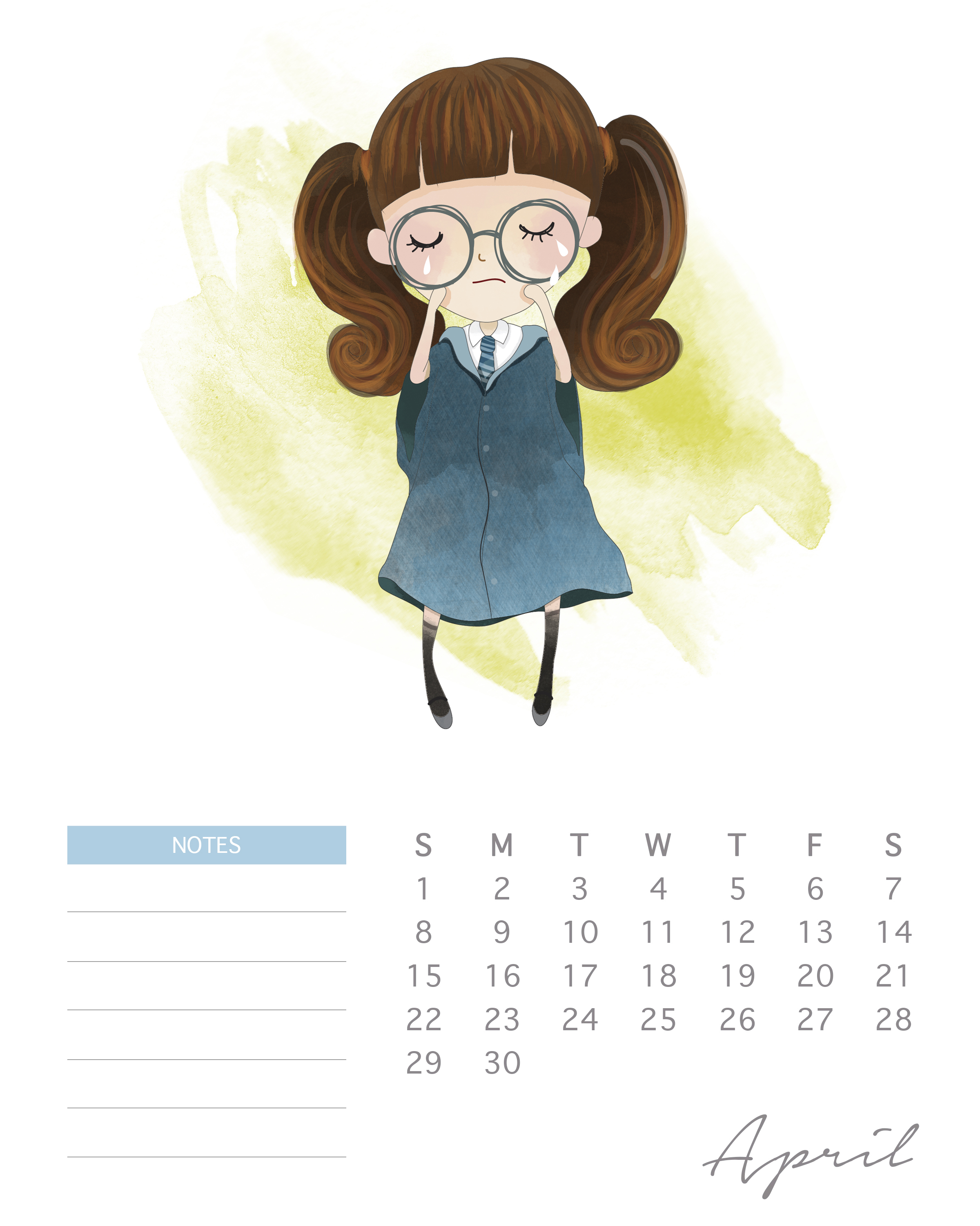 All New Free Printable 2018 Harry Potter Calendar The