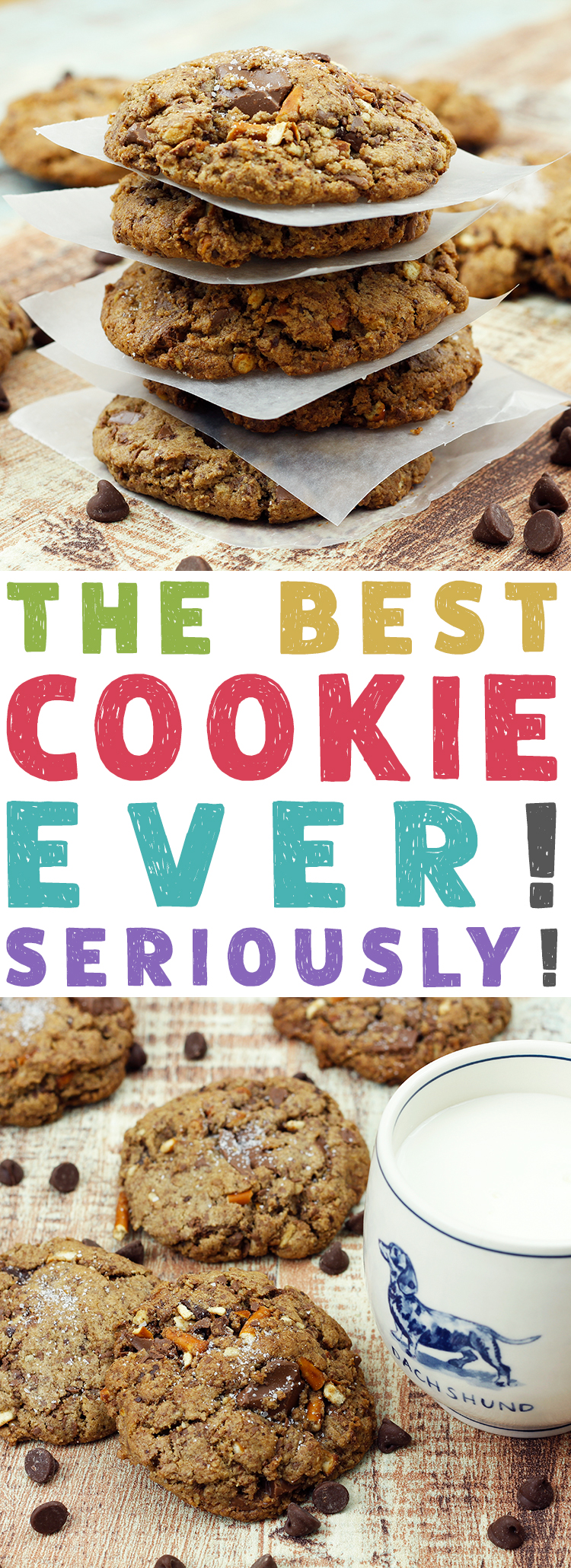 The Best Cookie Recipe EVER | The Cottage Market