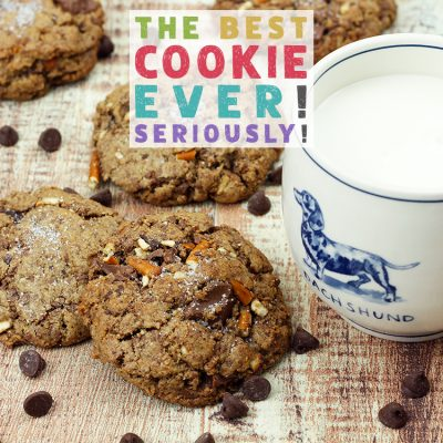 The Best Cookie Ever! Seriously!