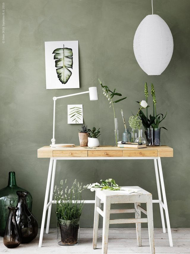 Does Sage Green Fit Perfectly Into Farmhouse Decor The Cottage Market