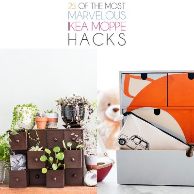 25 of The Most Marvelous Moppe IKEA Hacks!