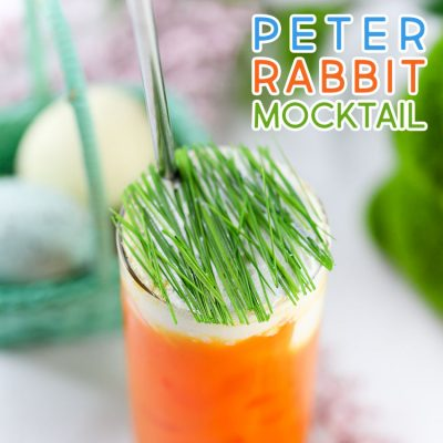 Peter Rabbit Mocktail