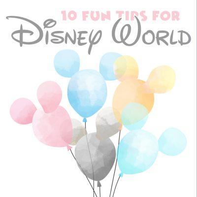 10 Fun Tips for Disney World