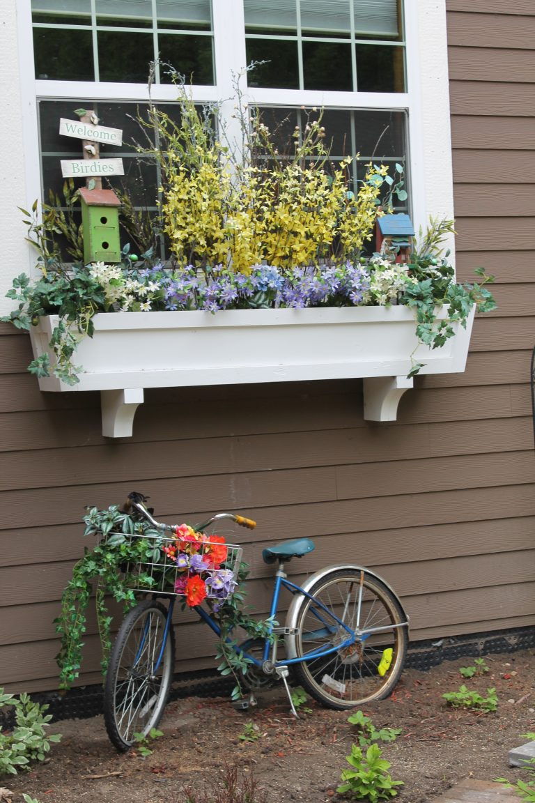 Beautiful Diy Window Box Ideas With Curb Appeal The Cottage Market