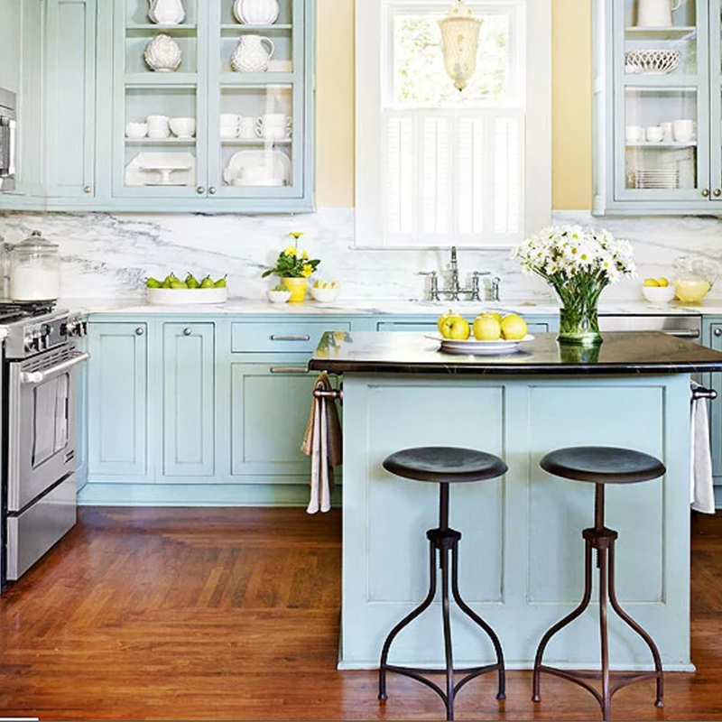 The Ultimate Blue Farmhouse Kitchen Collection The Cottage Market