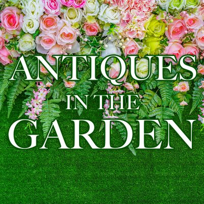 Antiques in the Garden