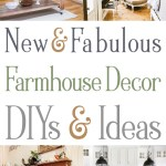 Faboulous Farmhouse Decor Diy Ideas The Cottage Market